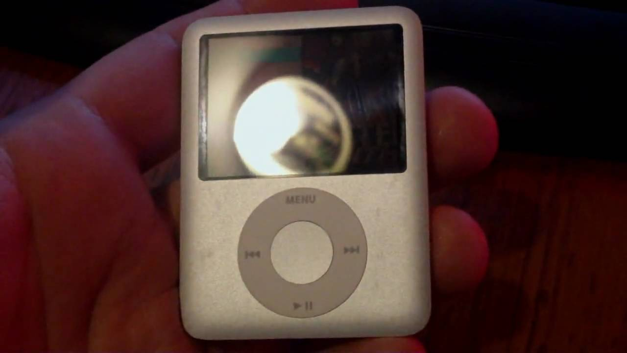 ipod nano 4gb 3rd generation youtube rh youtube com iPod Nano 3rd Generation 8GB iPod Nano 3rd Generation Clip