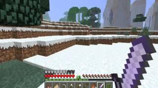 Minecraft- Como crear y utilizar fertilizante. Encontrar pimpollos de arboles.