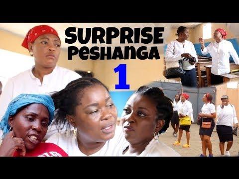 SURPRISE PESHANGA 1 Théâtre Congolais  Ursule Peshanga Sila Belvie Kalunga Sifa Doutshe Guecho Tito