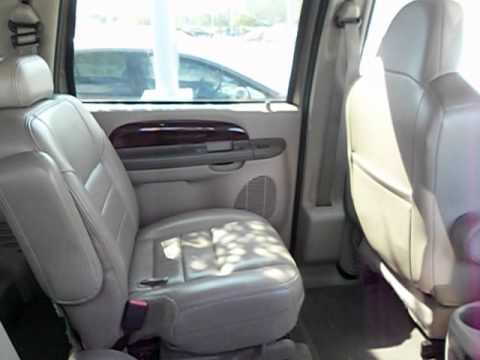 2004 Ford Excursion Interior/Exterior 2004 Ford Excursion
