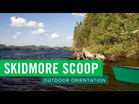 Skidmore College Outdoor Orientation Program