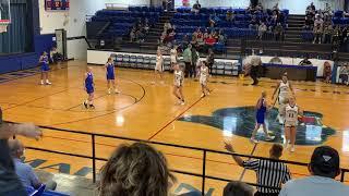 2020 Joel E Barber Girls JH Basketball - Lebanon, MO ( White) vs Morrisville,MO (Blue)