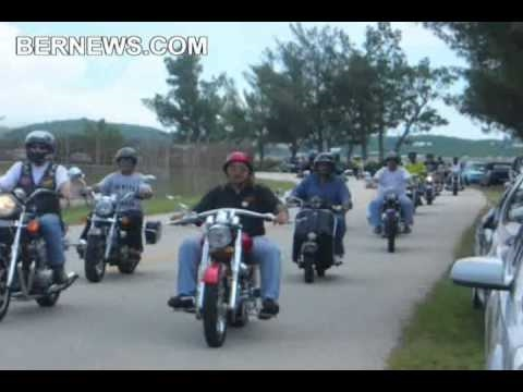 Police & Bikers Honor Fabian Victims 2010