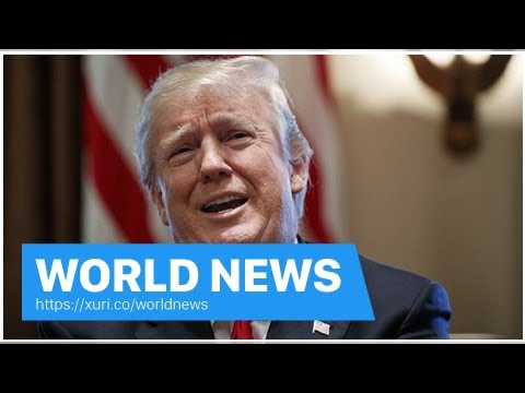 World News - Trump tout the economy of America urged the fair trade in elite Davos Forum