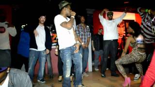 Mike Nice aka Money Makin Mickey Performing Live @SCRIPTS night club pt. 2