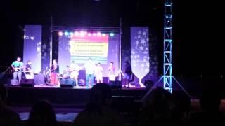 Banda Locura Bendita 2014  part 1