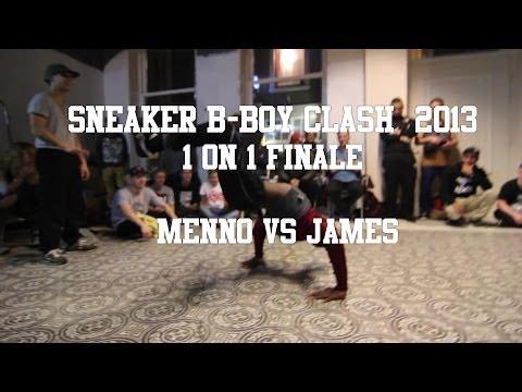 01143ca2dd9ea Sneaker B-Boy Clash 1on1 Final Menno vs James