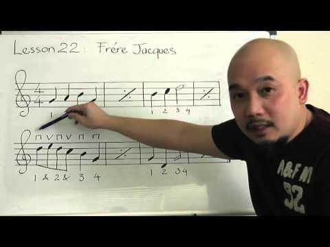 Tự học guitar căn bản bài 22.