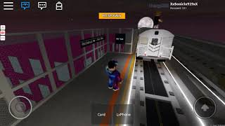 Roblox trolling (subway train simulator