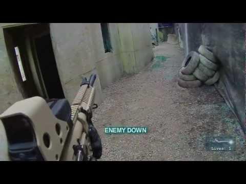 Kill Streak Confirmed [CQB Tactical Paintball]