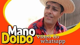 VÍDEO DO WHATSAPP - MANO DOIDO PARAFUSO SOLTO