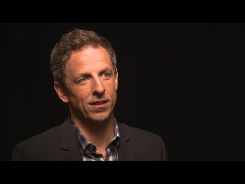 Is Seth Meyers 'heir' to Jon Stewart?