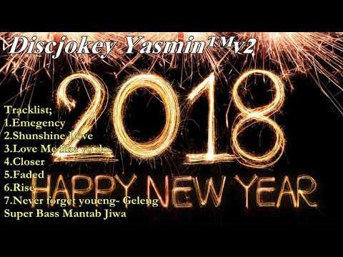 Dj Bass Emergency Mantab Buat Tahun Baru 2018
