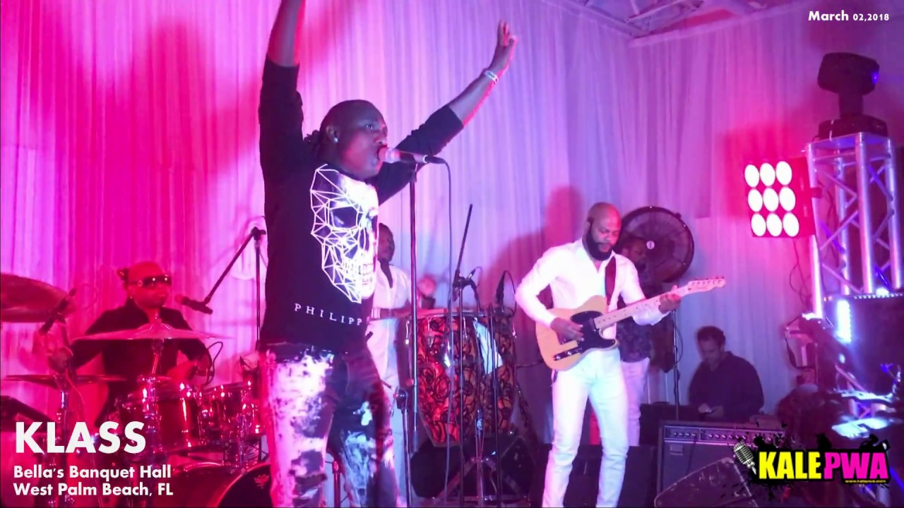 Kl Live Performance At Bellas Banquet Hall West Palm Beach Florida
