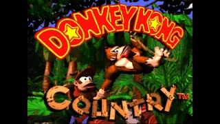 Lord Sorg Plays: Donkey Kong Country