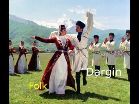 The folk music of Northern Caucasus and Georgia
