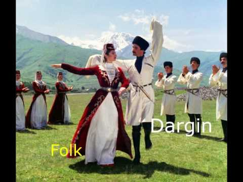 The folk music of Northern Caucasus and Georgia