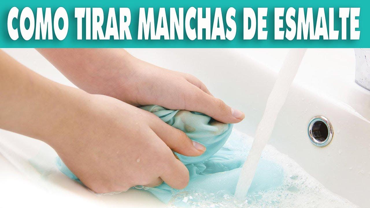 Como tirar mancha de esmalte em roupa? | Yahoo …