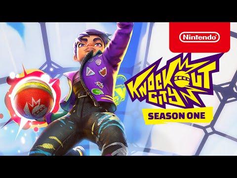 Knockout City – Launch Trailer – Nintendo Switch jugar