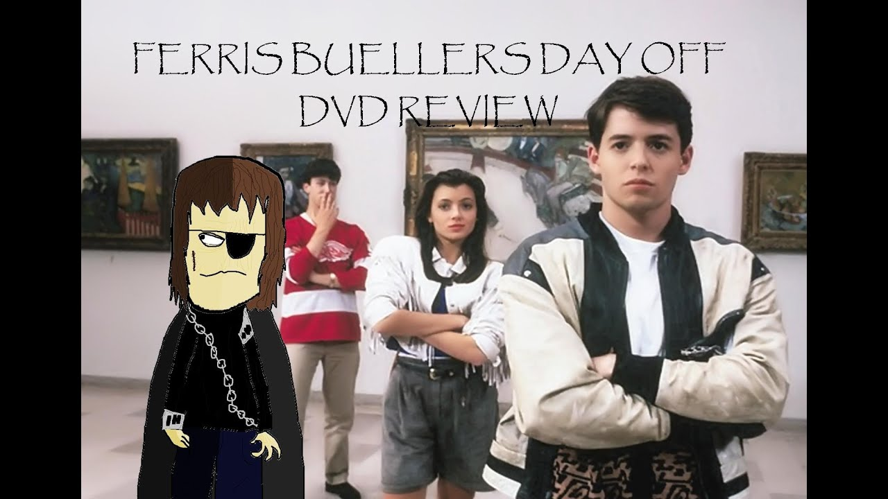 Ferris Buellers Day Off Fan Trailer   Movie quotes funny