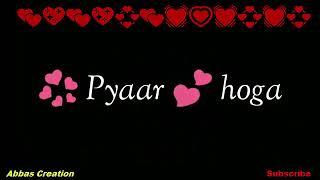 In Labon Pe love Couple Urdu Lyrics Whatsapp New Status 2018