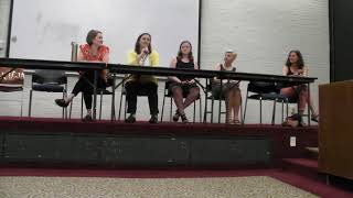 Pre-Med Club Panel Discussion