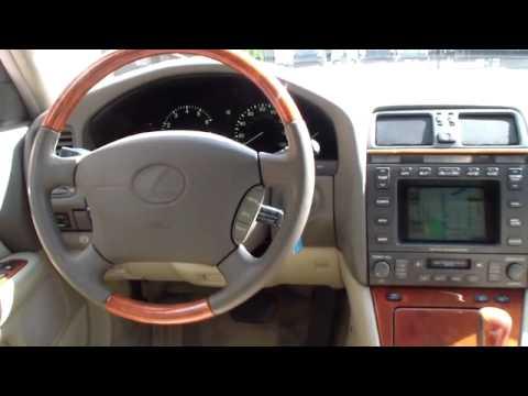 2000 Lexus LS 400 - Information and photos - MOMENTcar