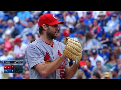 5/24/15: Wacha, Carpenter lifted Cardinals to victory