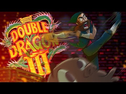 Extraordinarily Hard Games [#08] - Double Dragon III: The Sacred Stones