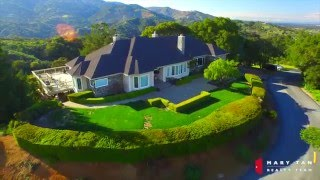 22338 Regnart Road - Cupertino, CA 95014 by Douglas Thron drone real estate videos bay area