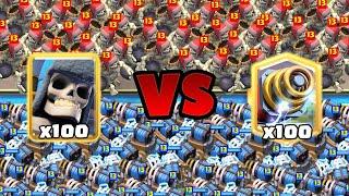 Download lagu GIANT SKELETON VS SPARKY | Clash Royale Super Challenge #28