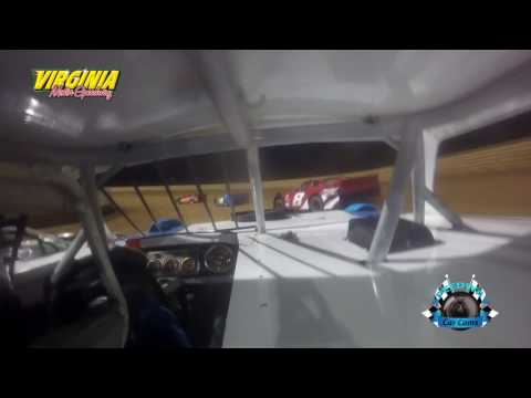 #22 Michael Hayes - Sportsman - 6-10-17 Virginia Motor Speedway - In-Car Camera