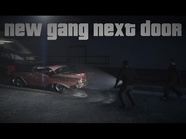 Mercanti Family: Mini Series: New Gang Next Door - Episode 1