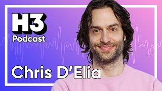 Chris D'Elia - H3 Podcast #126