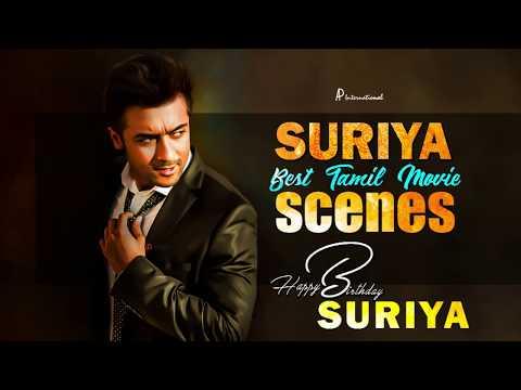 Suriya Birthday Special   Back To Back Movie Scenes   Kaakha Kaakha   Ghajini   Maayavi   #HBDSuriya