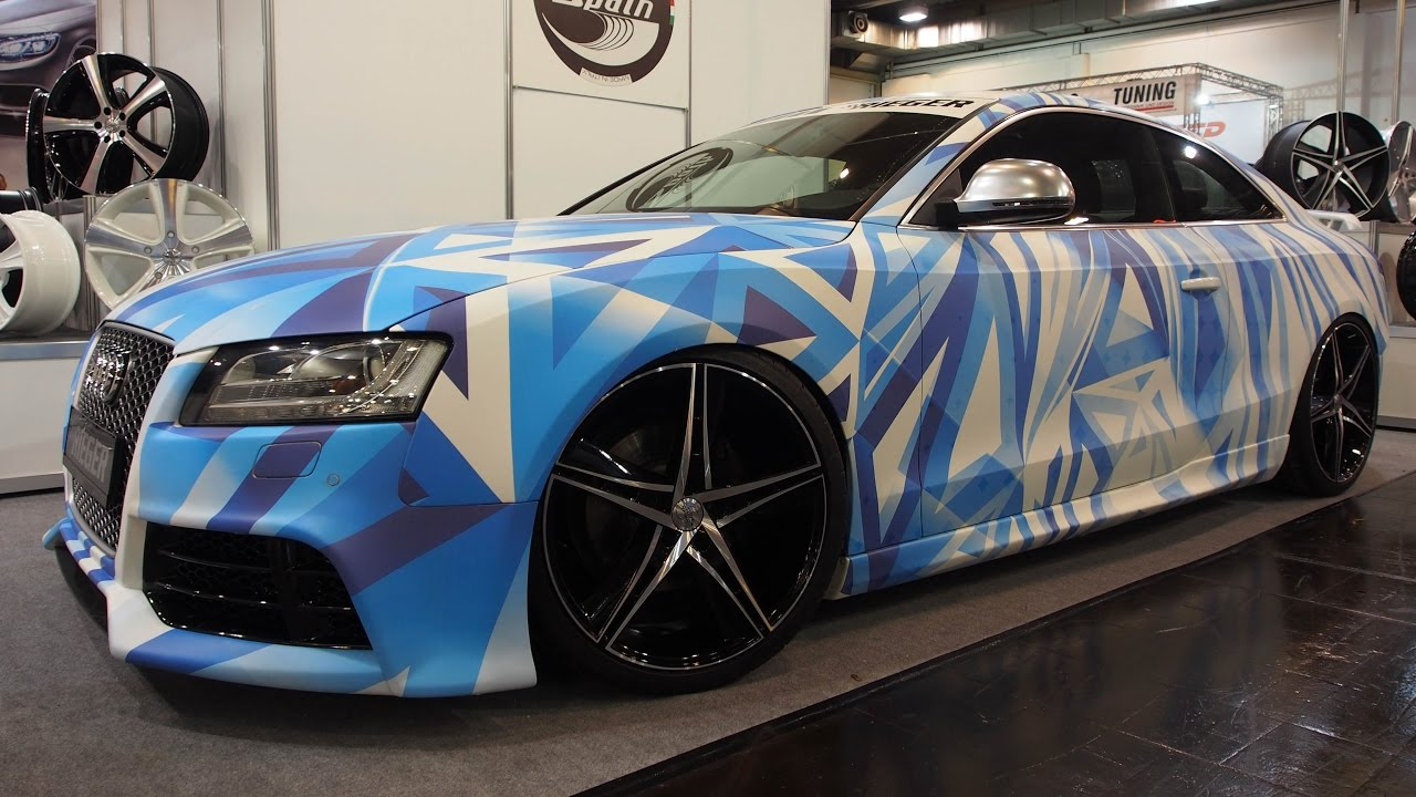 audi a5 3 0 tdi quattro 206kw 280ps 580 hm tuning by rieger youtube. Black Bedroom Furniture Sets. Home Design Ideas