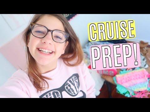 Summer Vacation Prep   Cruise Shopping Vlog