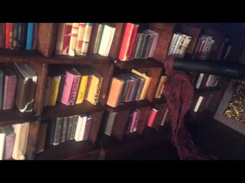 "foufoufurniture - bureau cabinet ""Mrs Bancroft"" - library"