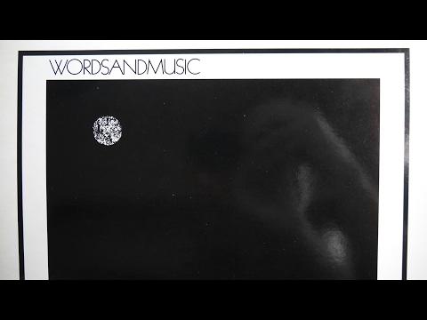 WORDSANDMUSIC - New Resonance (1983) Ian F. Carkner, Anthony Montano - Post Punk New Wave