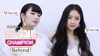 Apink's Feminine, Cute and Charismatic! [SHOW CHAMPION Behind Ep 119]