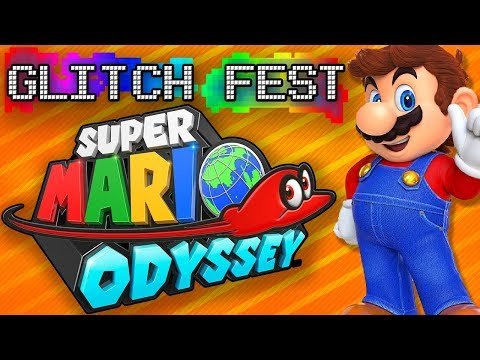 Thumbnail: Super Mario Odyssey - Glitchfest