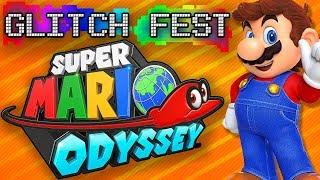 Super Mario Odyssey - Glitchfest