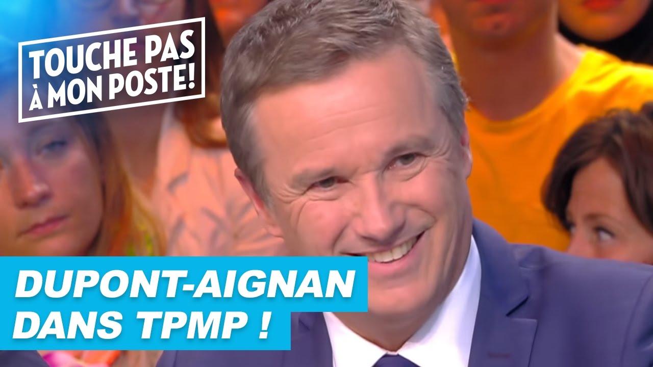 Nicolas Dupont-Aignan dans TPMP :