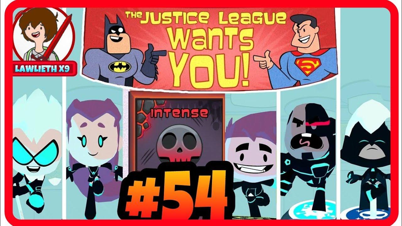 Minititanes - Teen Titans Go 54 Final Gameplay Espaol -9172