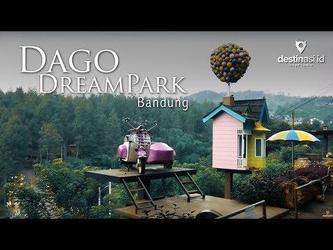 Naik Tayo di Dago Dreampark Bandung - Wisata Bandung - #destinasiid