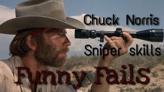 Chuck Norris Shooting Skills | Stupid People | Funny Fails | Funny Accidents