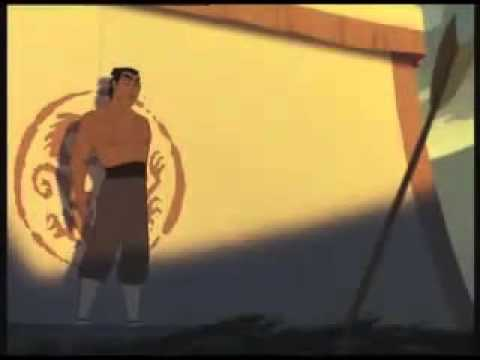The Making Of Mulan  Part 2 of 6