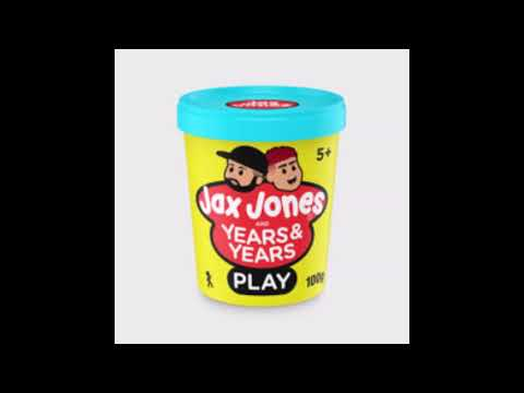Jax Jones And Years & Years - Play (Official Instrumental)