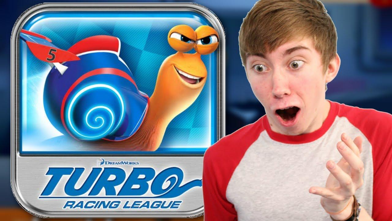 TURBO RACING LEAGUE (iPhone Gameplay Video)