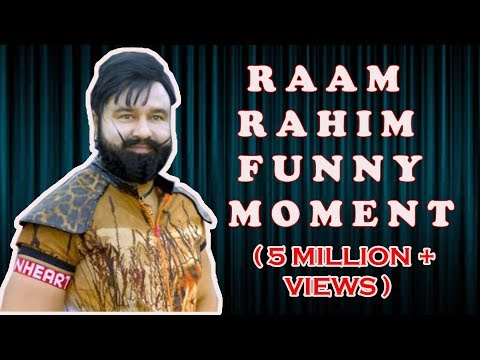Kapil Sharma Reaction On baba ram rahim ||Raam rahim Funny interview ||